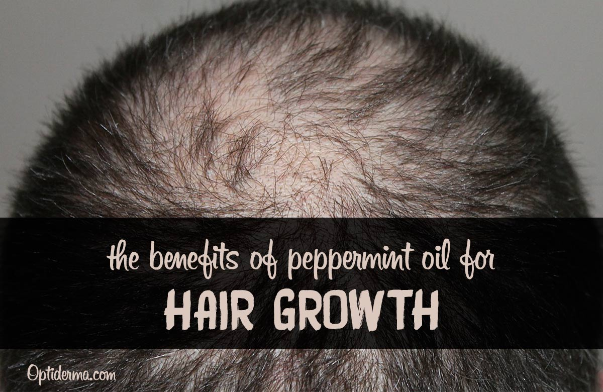 How To Use Peppermint Oil For Natural Hair