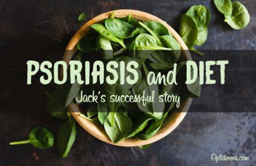 Psoriasis & Diet: Jack's Successful Story