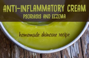 Anti-Inflammatory Beeswax Cream for Eczema and Psoriasis