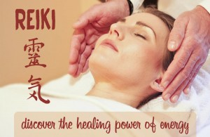 Reiki treatments healing therapy for skin conditions