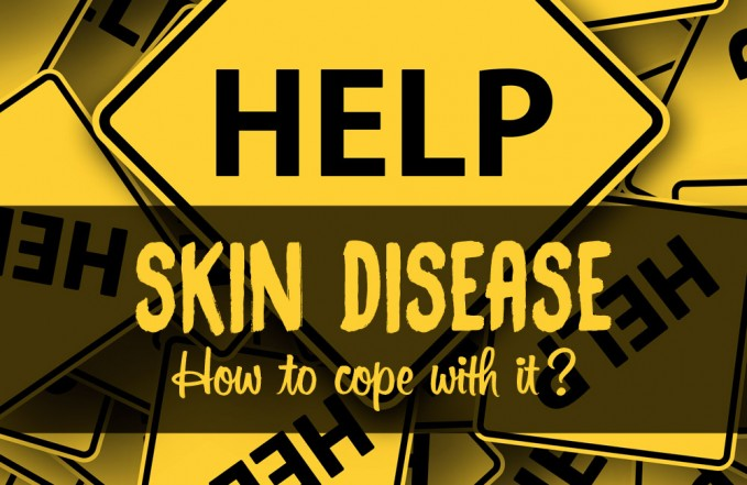 chronic skin disease help