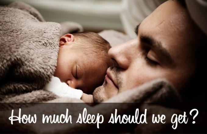 ideal amount of sleep