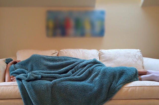 Sleeping Mistake: sleeping with the lights on