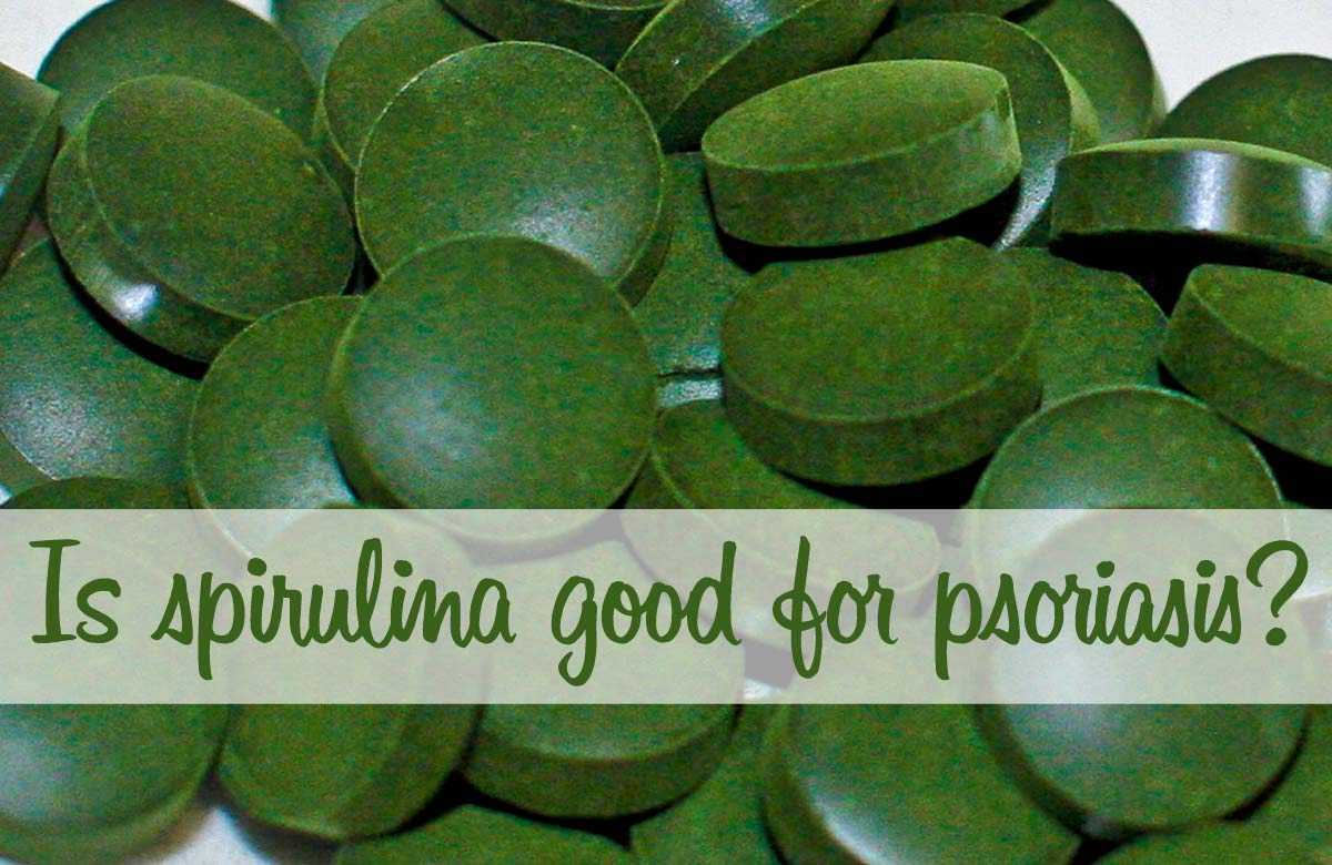 Spirulina for Psoriasis