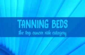 tanning beds cancer risk