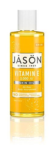 Vitamin E Oil for Sunburned Lips