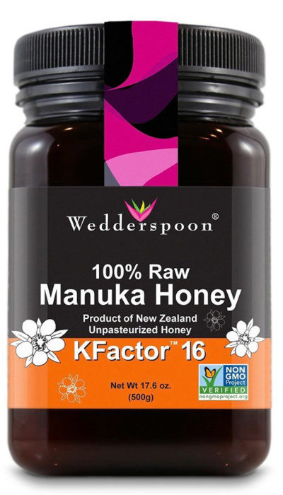 Wedderspoon - The Best Manuka Honey Brands