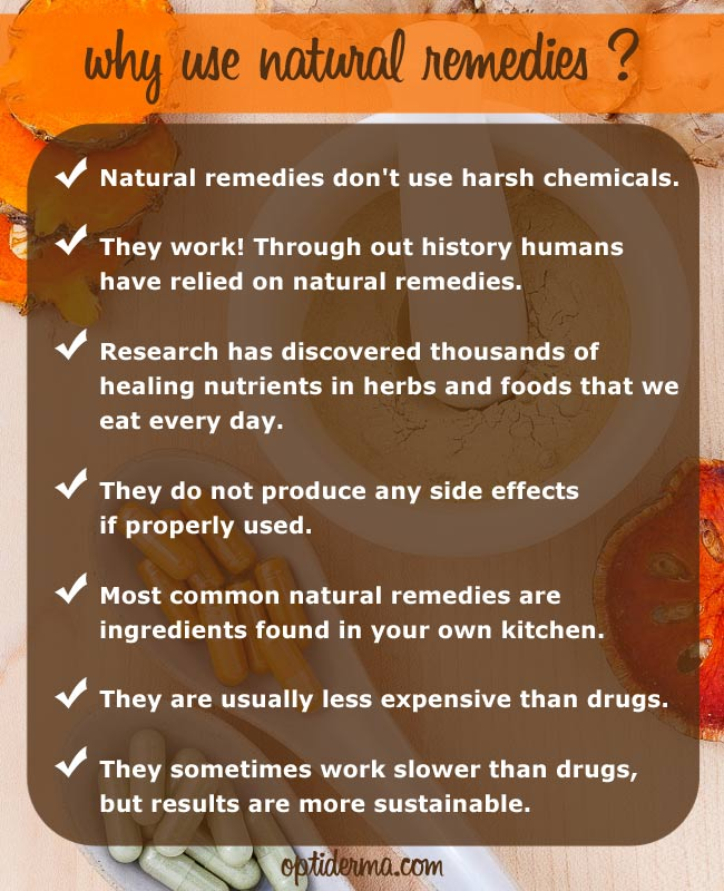 Why Use Natural Remedies?